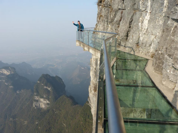 yuntai-mountain-skywalk-henan-province