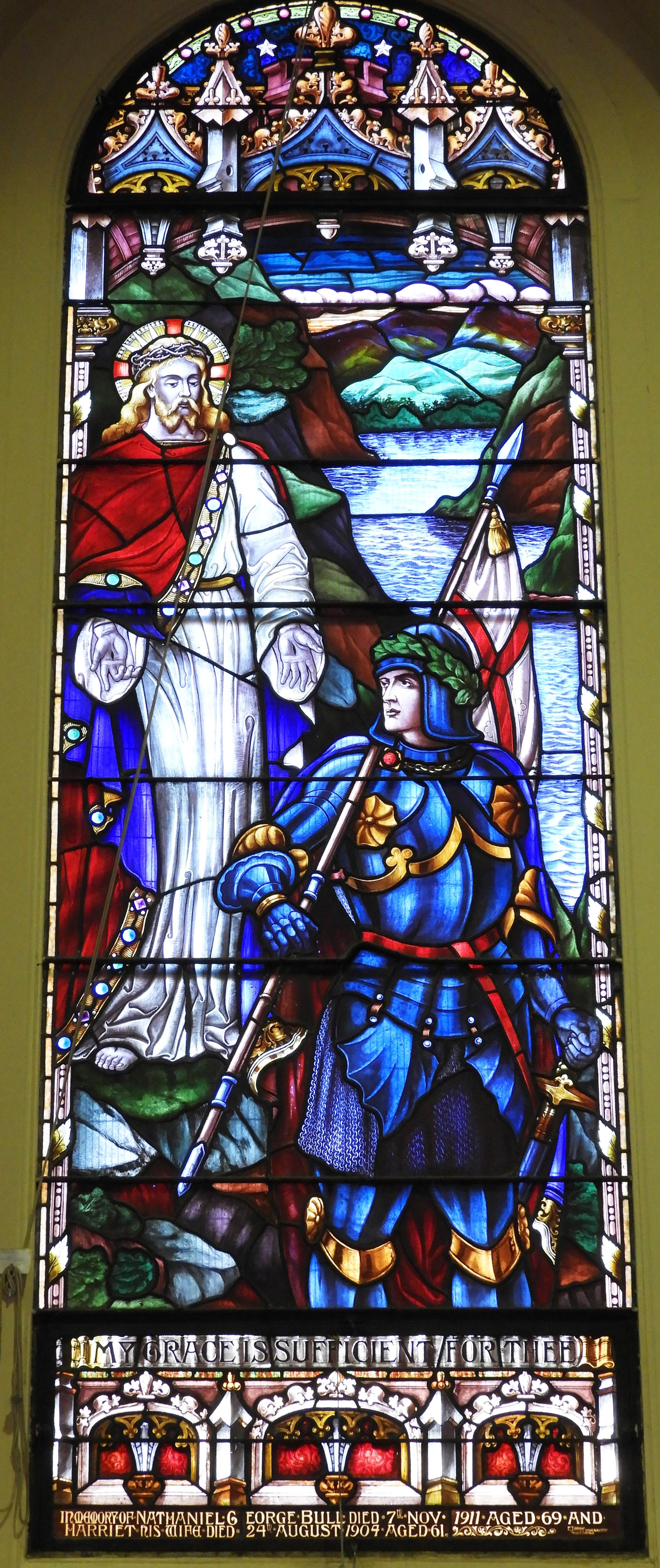 Tarrant Christ & St George KW