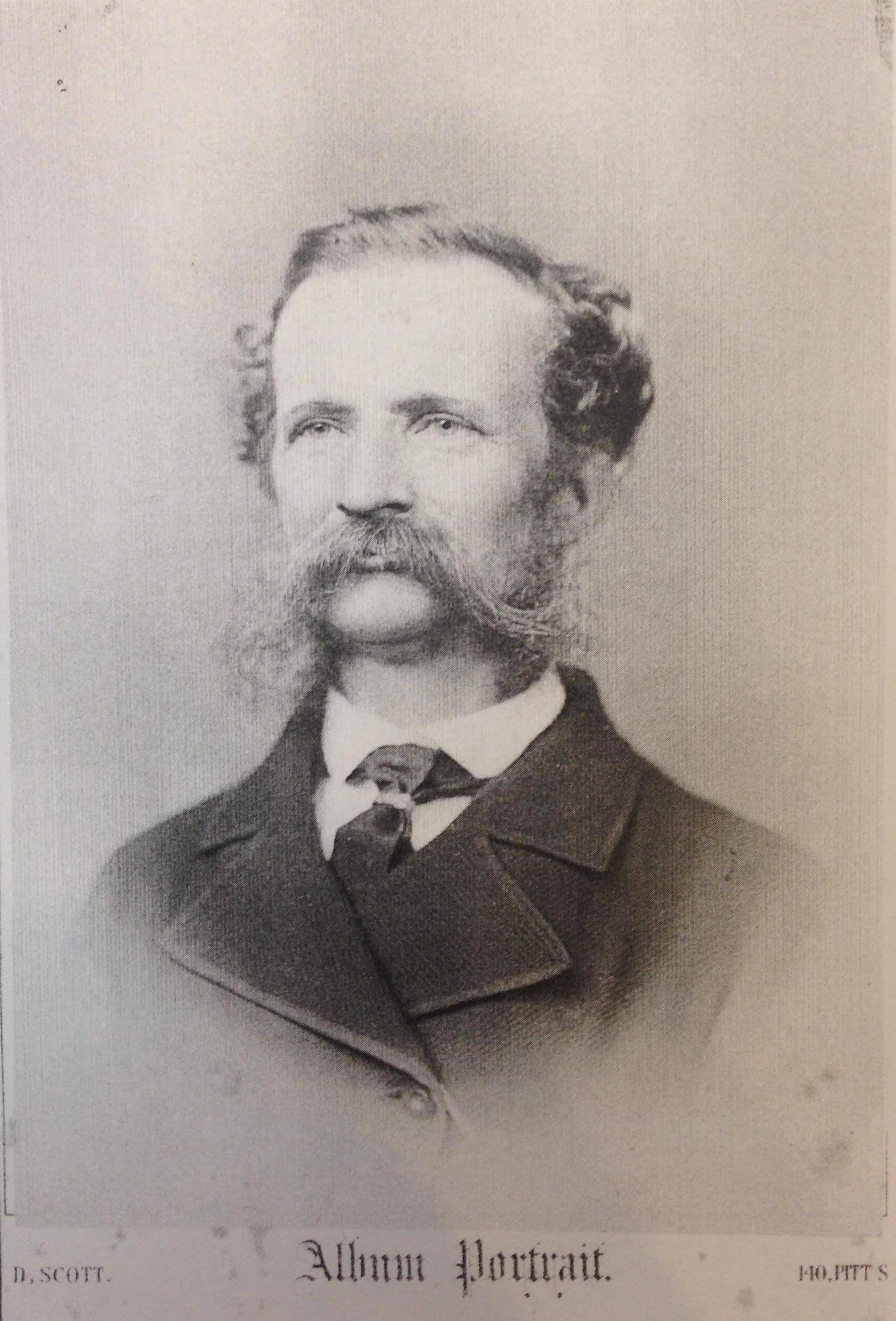 George Hedgeland 1898