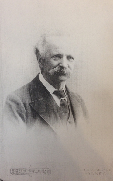 George Hedgeland Creelman