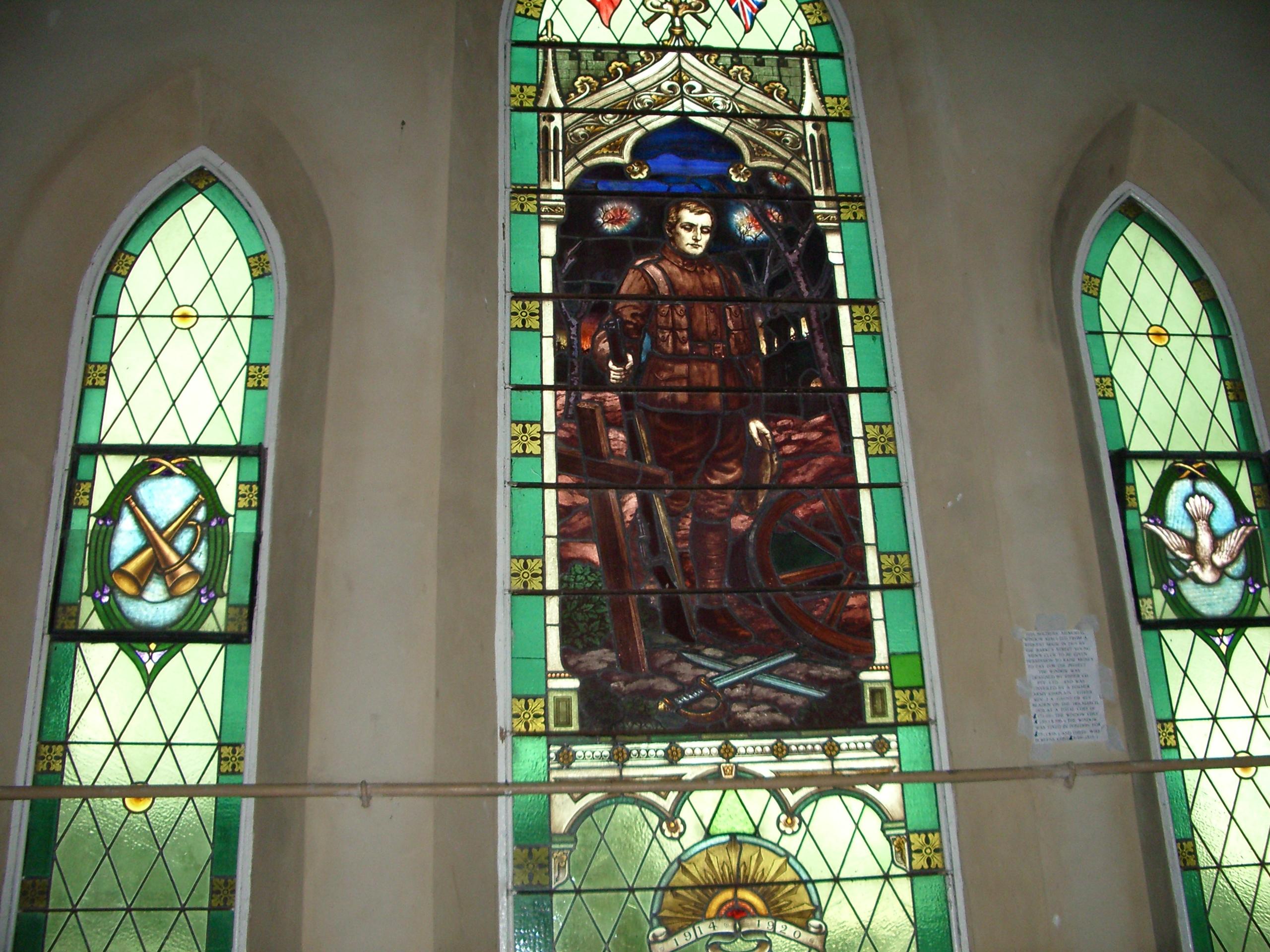 Ballarat Barkly St Uniting Church 1920