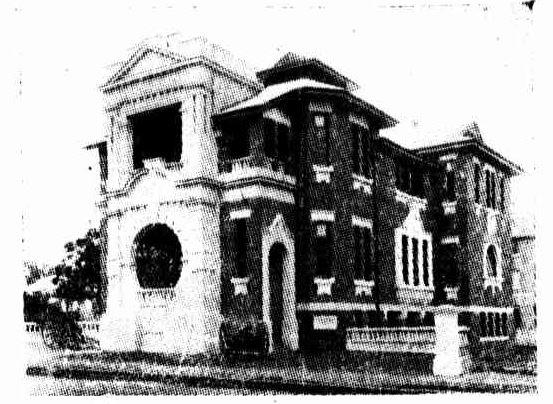 Ipswich Soldiers Memorial Hall Darling Downs Gazette 30 Nov 1921 p7
